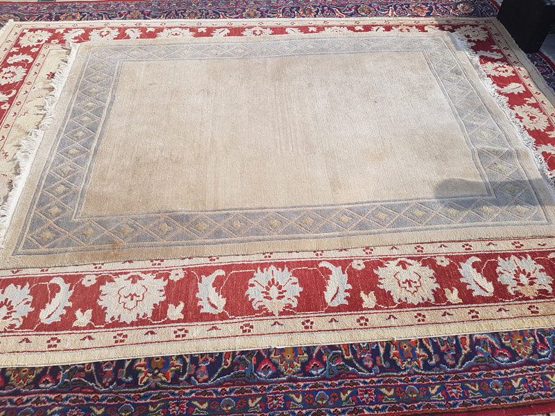 Image shows a selection of rugs